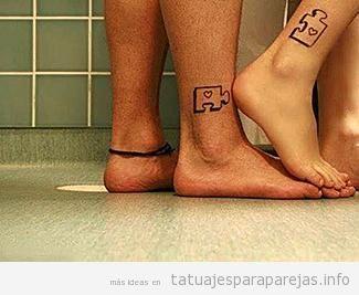 Tatuajes pequeos para pareja llenos de significado Tatuajes para