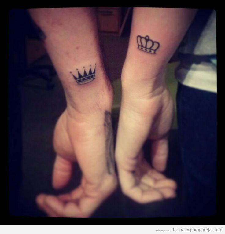 Tatuajes Para Parejas Con Significado 50 Diseños Con Un Mensaje
