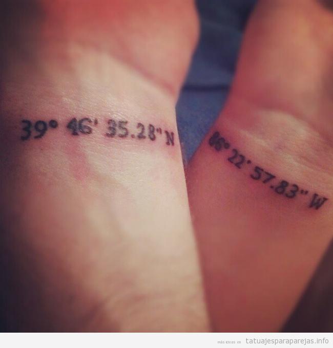 Tatuajes Pequenos Para Pareja Llenos De Significado Tatuajes Para