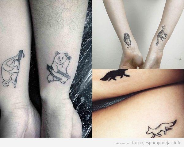 Pequenos Archivos Tatuajes Para Parejastatuajes Para Parejas