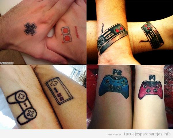Xbox Archivos Tatuajes Para Parejastatuajes Para Parejas